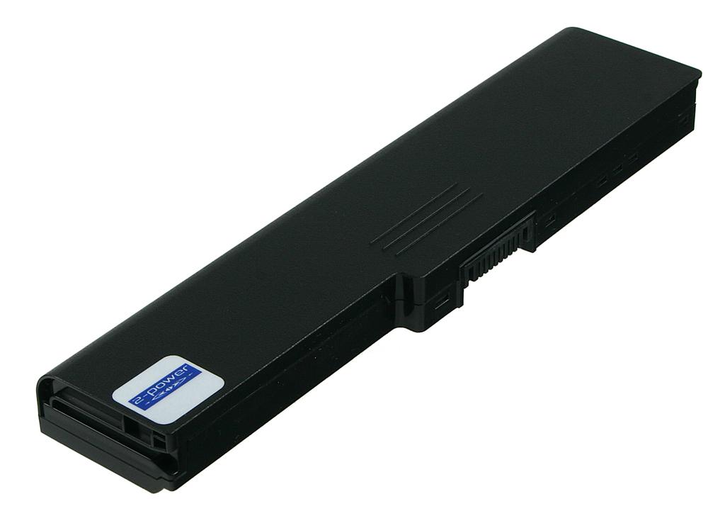 produkt-foto van 'Laptop Accu 10.8v - 4.400mah, 47Wh, zwart, 2-power, HP mini 1099'