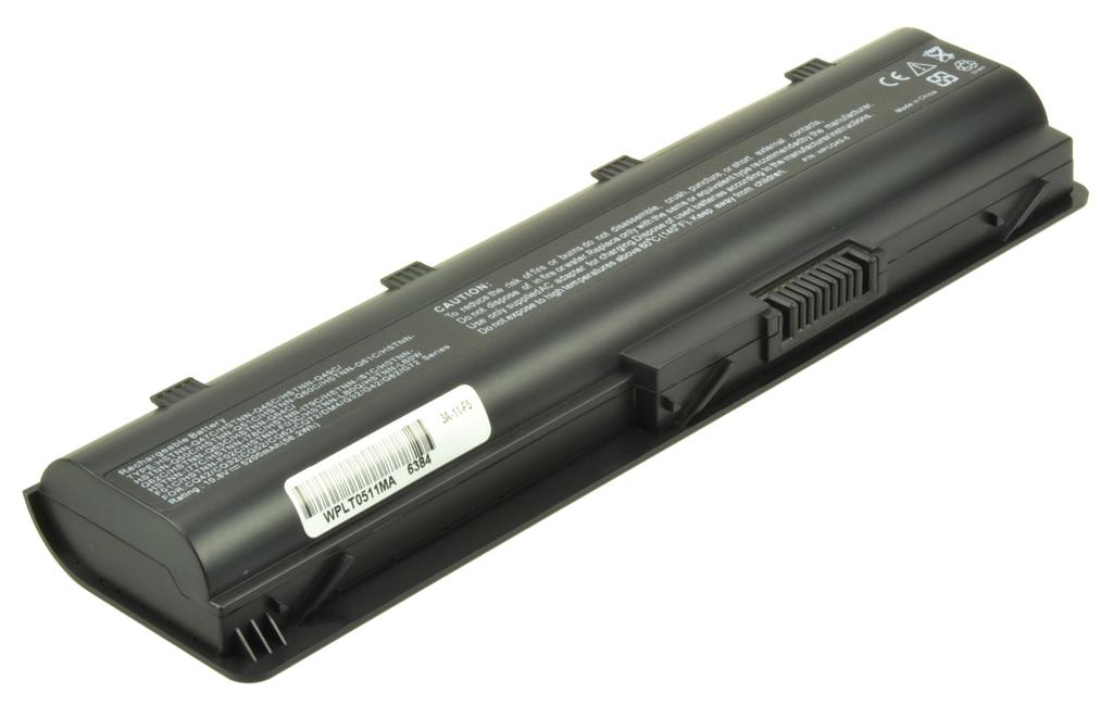 produkt-foto van '2-power Laptop Accu - 10.8v, 5.200mah, 56Wh, zwart'