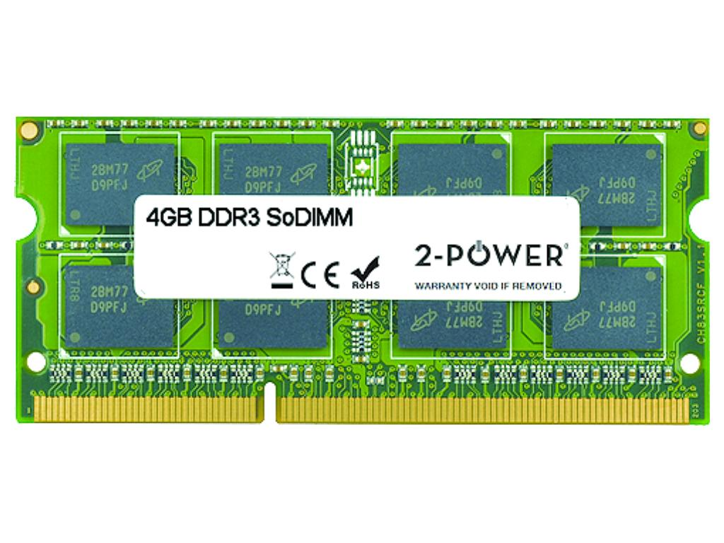 produkt-foto van 'sodimm 4gb - ddr3l-1066/1333/1600, low-voltage, 2-power'