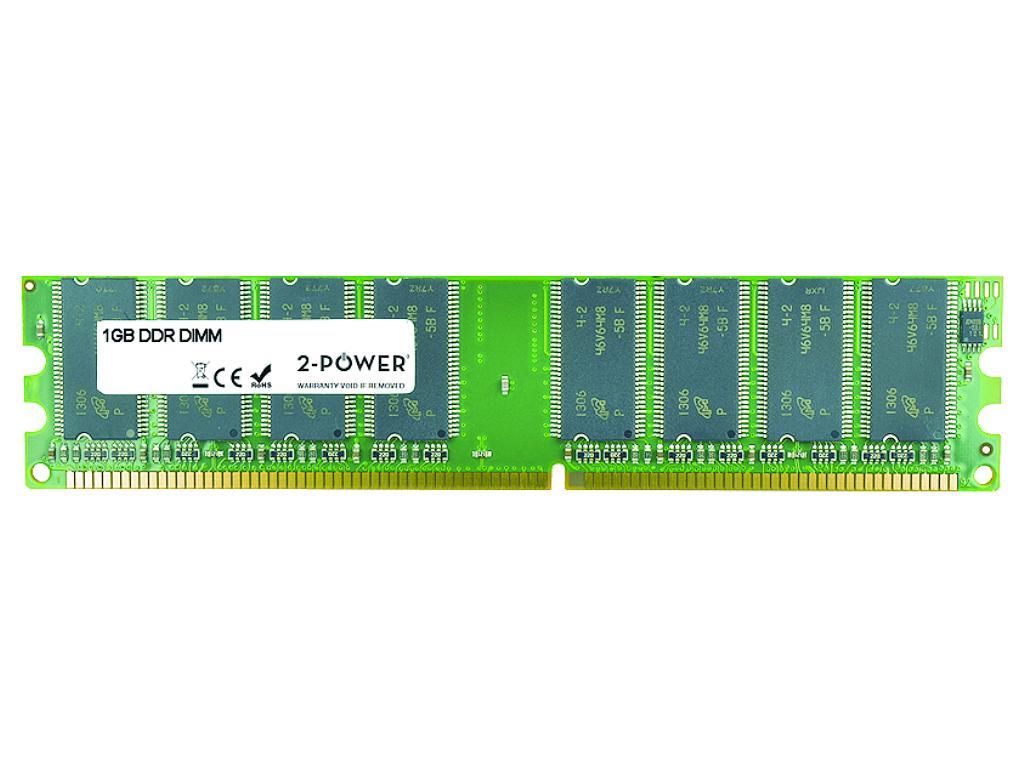 produkt-foto van 'Dimm 1.024mb - 1gb, ddr-400, pc-3200, 2-power'