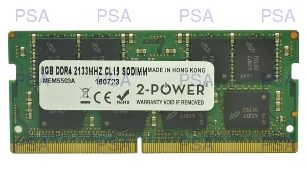 produkt-foto van 'sodimm 8gb - ddr4-2133, pc4-17000, cl15, 2-power, non-ecc'