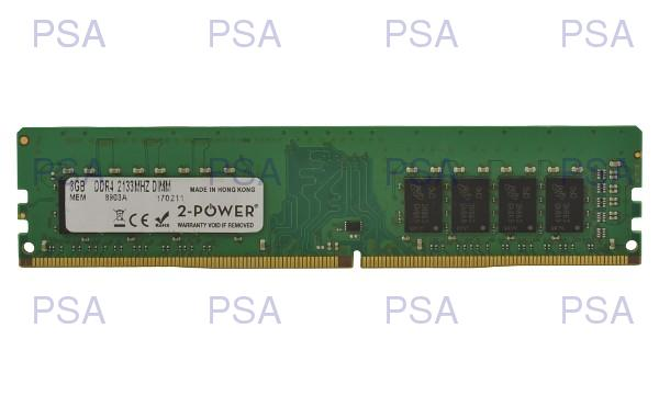 produkt-foto van 'Dimm 8gb - ddr4-2133, pc4-17000, non-ecc, cl15, 2-power'