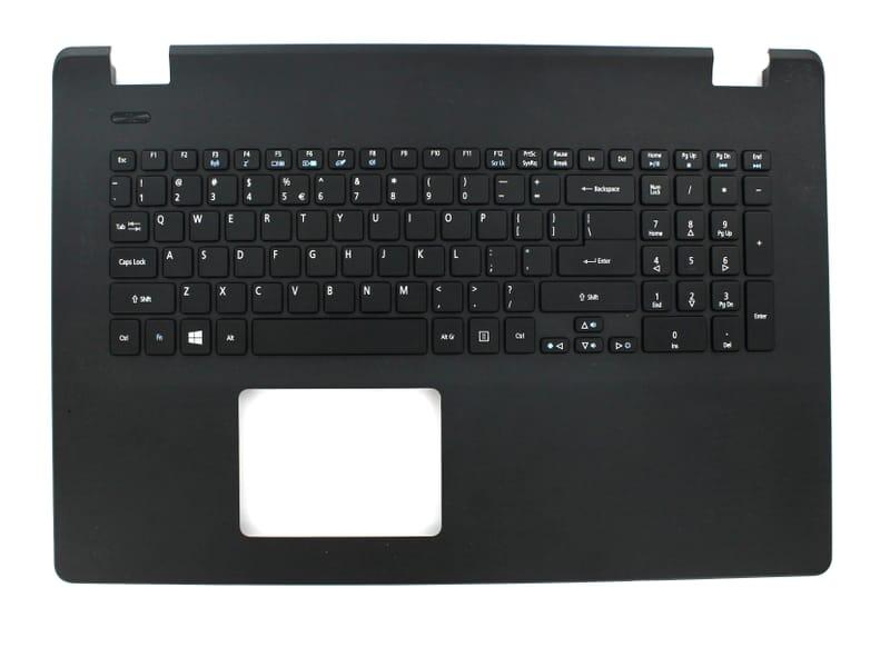 produkt-foto van 'Acer Top-Cover - zwart incl. Toetsenbord ? toetsen, us-indeling'
