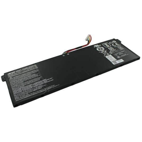 produkt-foto van 'Laptop Accu - 15.2v, 3,220mah, 46wh, voor acer laptops - kt.0040g.004'