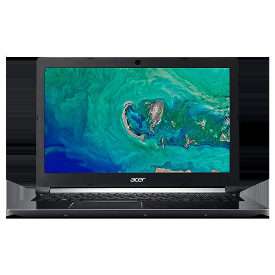 "produkt-foto van 'Acer Aspire a717-72g-78ug, i7-2,2ghz, 8g, ssd 256gb, 1tb, 17,3"", w10 home'"