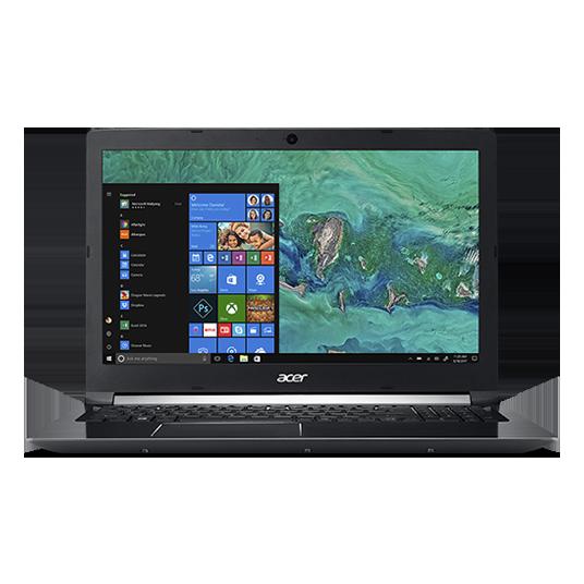 "produkt-foto van 'Acer Aspire a717-72g-78ug, i5-2,3ghz, 8g, ssd 256gb + 1tb, 1tb, 17,3"", w10 home'"