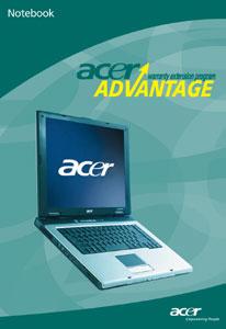 produkt-foto van 'Acer Garantie-verlenging - Laptop naar 3 jaar (standaard)'