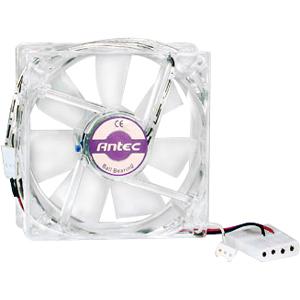 produkt-foto van 'Antec CASE fan - 80x80x25mm, PRO 80mm'