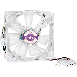 produkt-foto van 'Antec CASE fan - 80x80x25mm, PRO 80mm DBB'