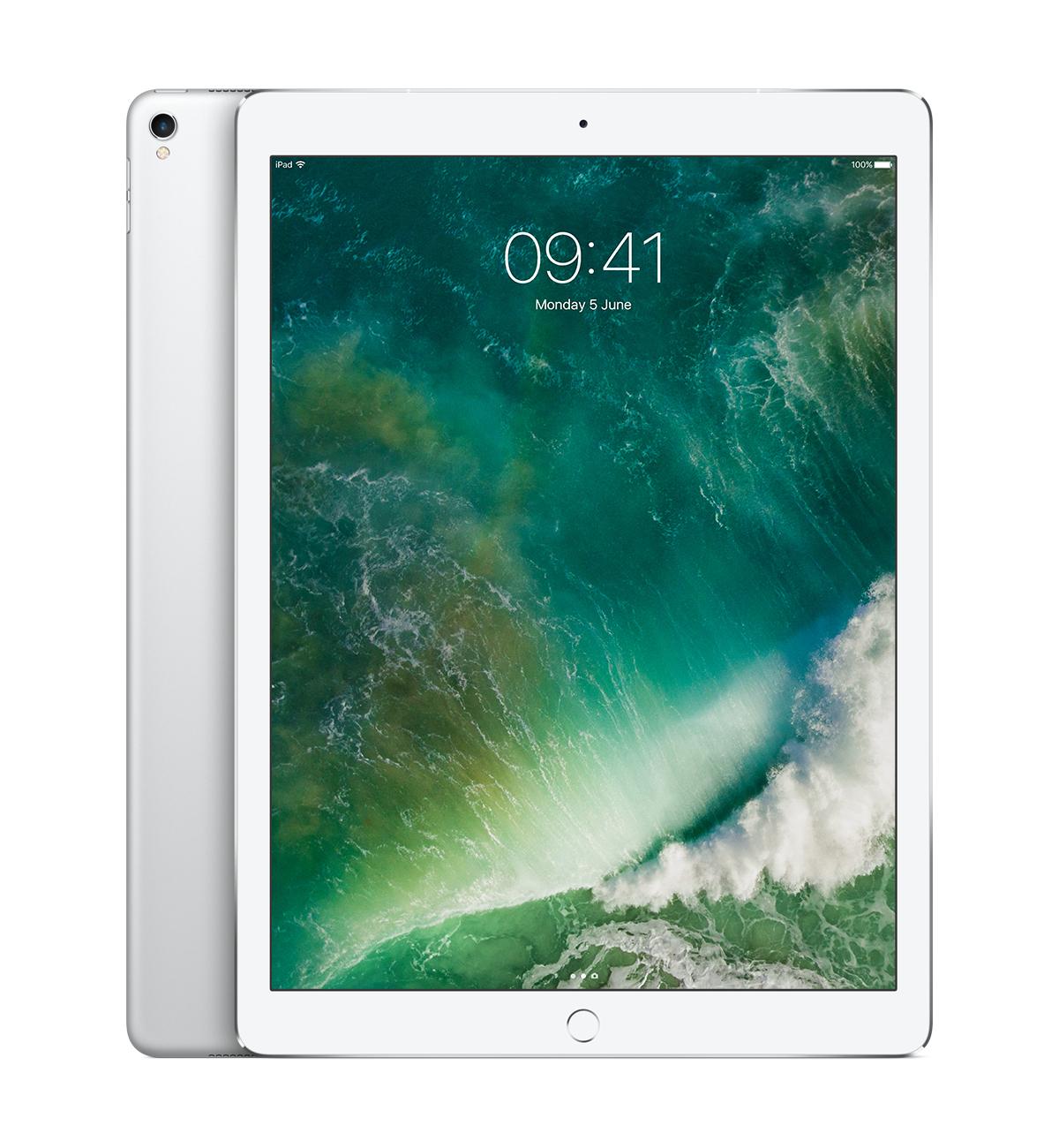 """produkt-foto van 'iPad Pro - 12,9"""", 32,8 cm, 64gb, WiFi, silver (zilver)'"""