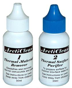produkt-foto van 'Arctic ArctiClean, Thermal Material Remover, Blauw+Wit'