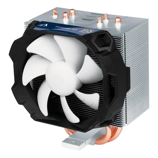 produkt-foto van 'Arctic CPU fan - Freezer 12 - Intel & AMD (max. ???w)'