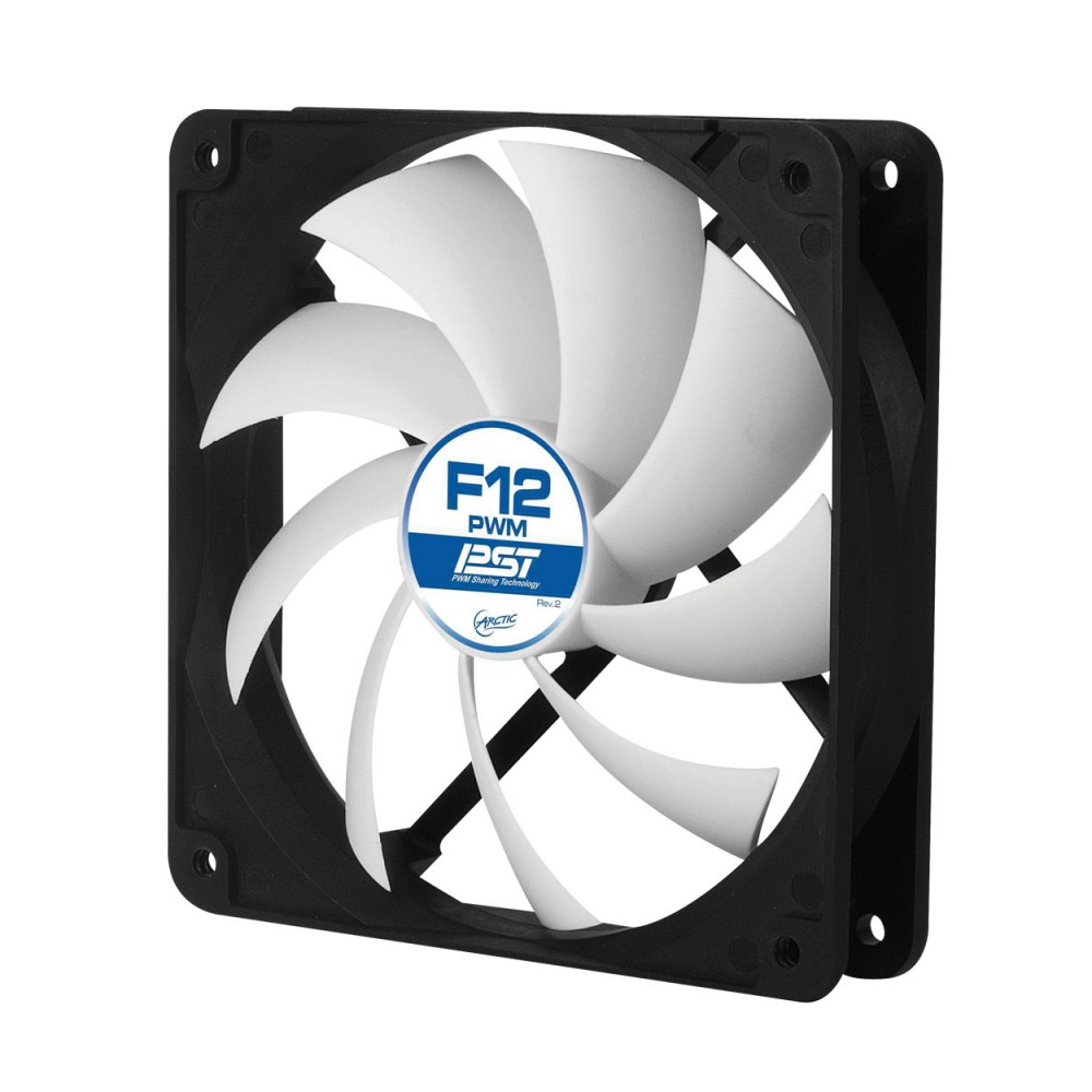 produkt-foto van 'Arctic Case Fan - 120x120x25mm, 4-pins, pwm, pst'