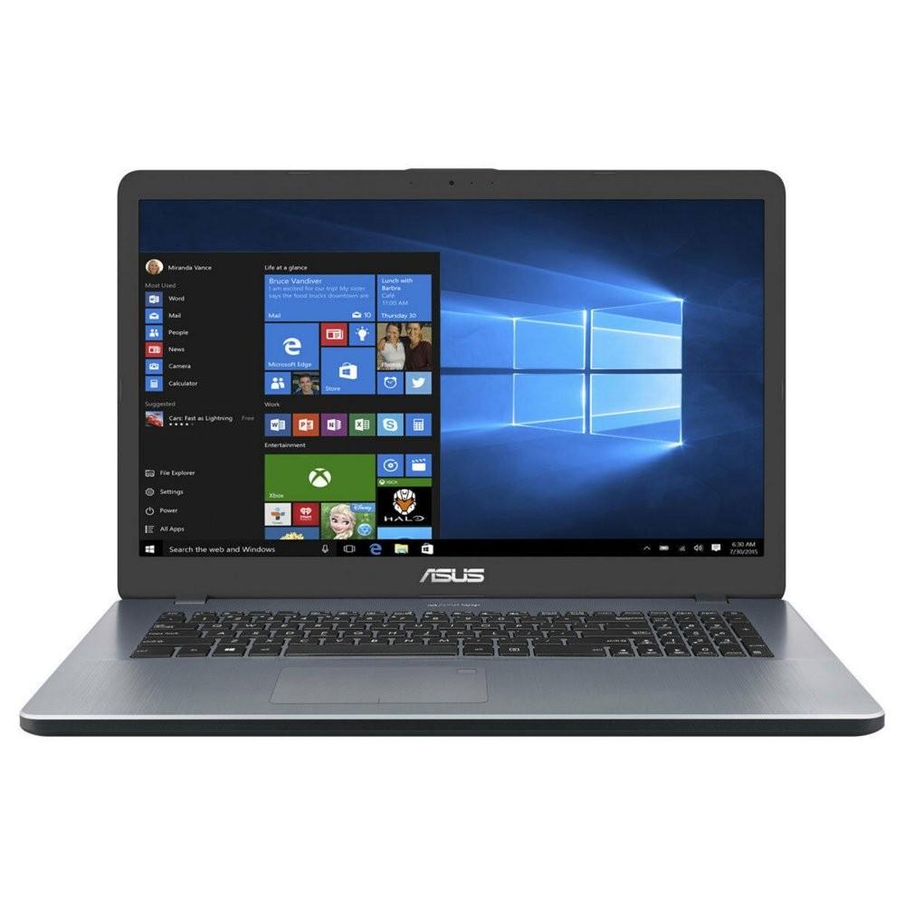 """produkt-foto van 'Asus f705 laptop - pentium-quad-1,1ghz, 8g, ssd 256gb, 17,3"""", w10 home'"""