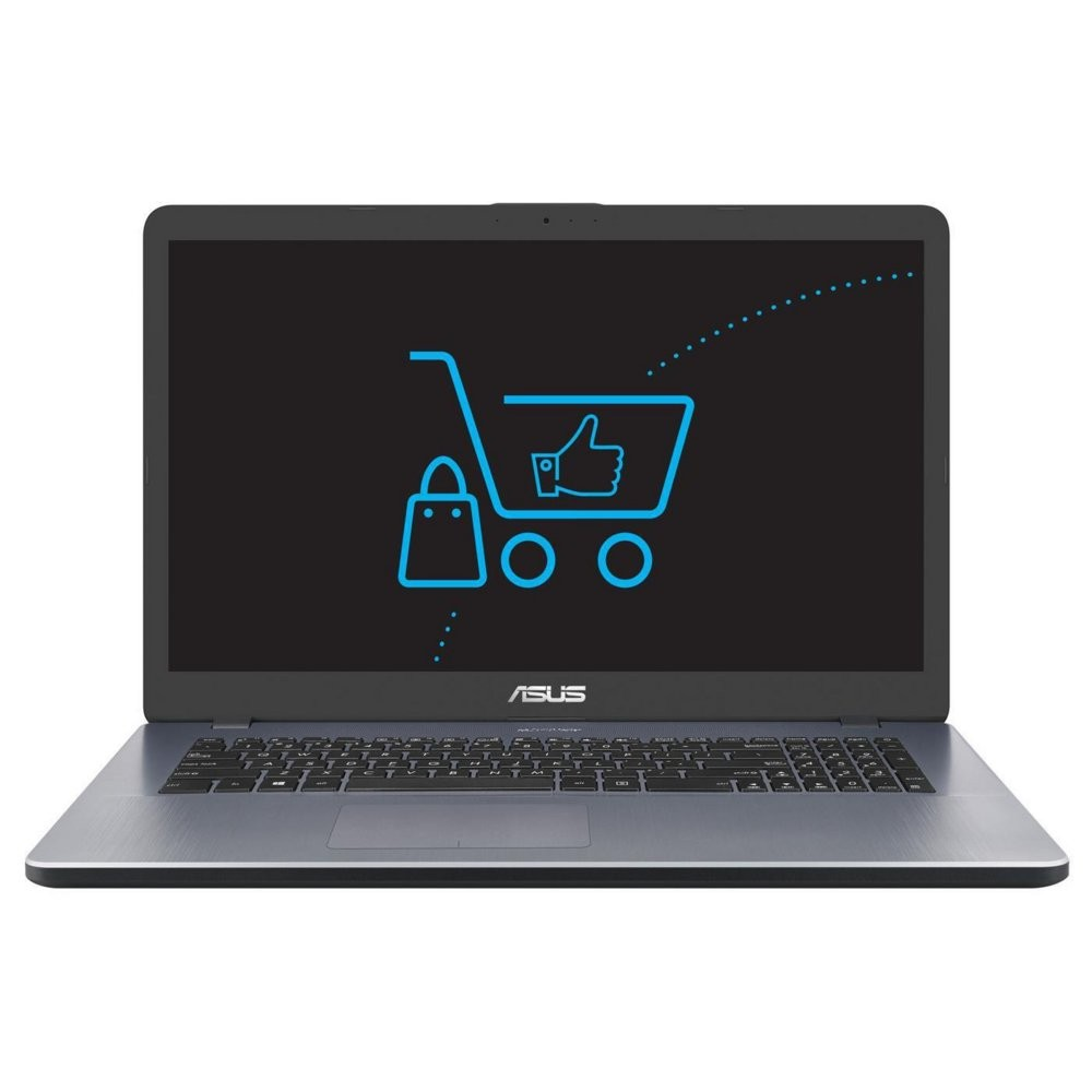 "produkt-foto van 'Asus f705 laptop - amd a12-9720p, 4g, ssd 256gb, 17,3"", w10 pro'"