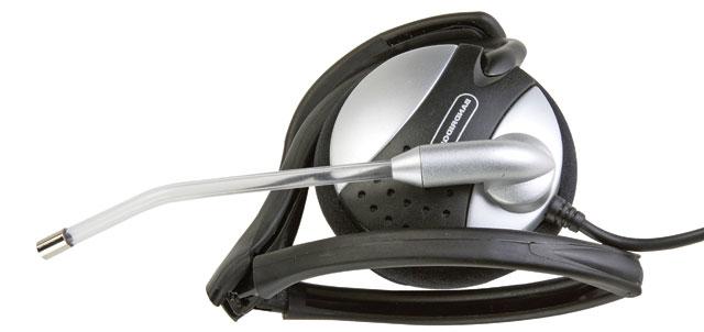 produkt-foto van 'bvu512 - Headset Travel (Opvouwbaar - VoIP - USB)'