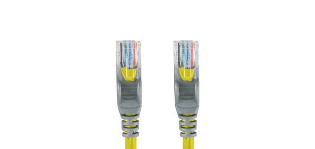 produkt-foto van 'cl70020y - UTP-kabel (Geel - 20m)'
