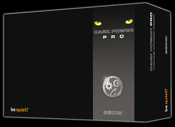 produkt-foto van 'Be Quiet! 1.000 Watt voeding (dark power - s-ata - pci-e)'