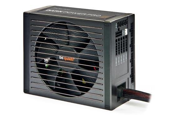 produkt-foto van 'Be Quiet! 750 Watt voeding (dark power - pro 10)'