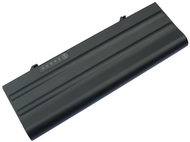 produkt-foto van 'Laptop Accu - 10.8-11,1v, 6.600mah, 73Wh, blu-basic, zwart, Dell e5510'
