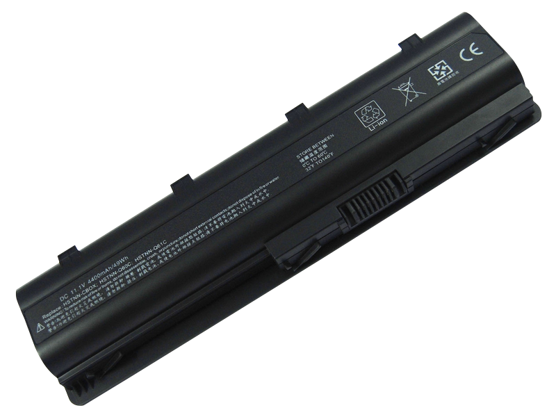 produkt-foto van 'Laptop Accu - 14,4v, 4.400mah, 49Wh, Blu-Basic, zwart, voor sommige HP laptops'
