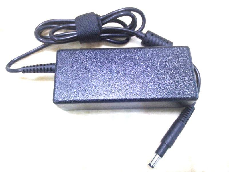 produkt-foto van 'Laptop oplader AC - 19.5v, 65w, met kleine plug, geen pin, voor HP, Blu-Basic'