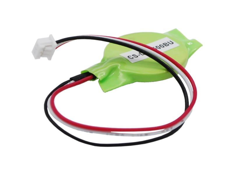 produkt-foto van 'cr2032 - Knoopcel batterij incl. draadjes & plug (voor o.a. Dell Lattitude)'