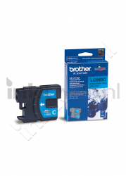 produkt-foto van 'Brother lc-980c - inktpatroon, cyaan, ong. 5 ml'