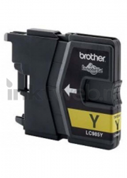produkt-foto van 'Brother lc-985y - inktpatroon, geel'