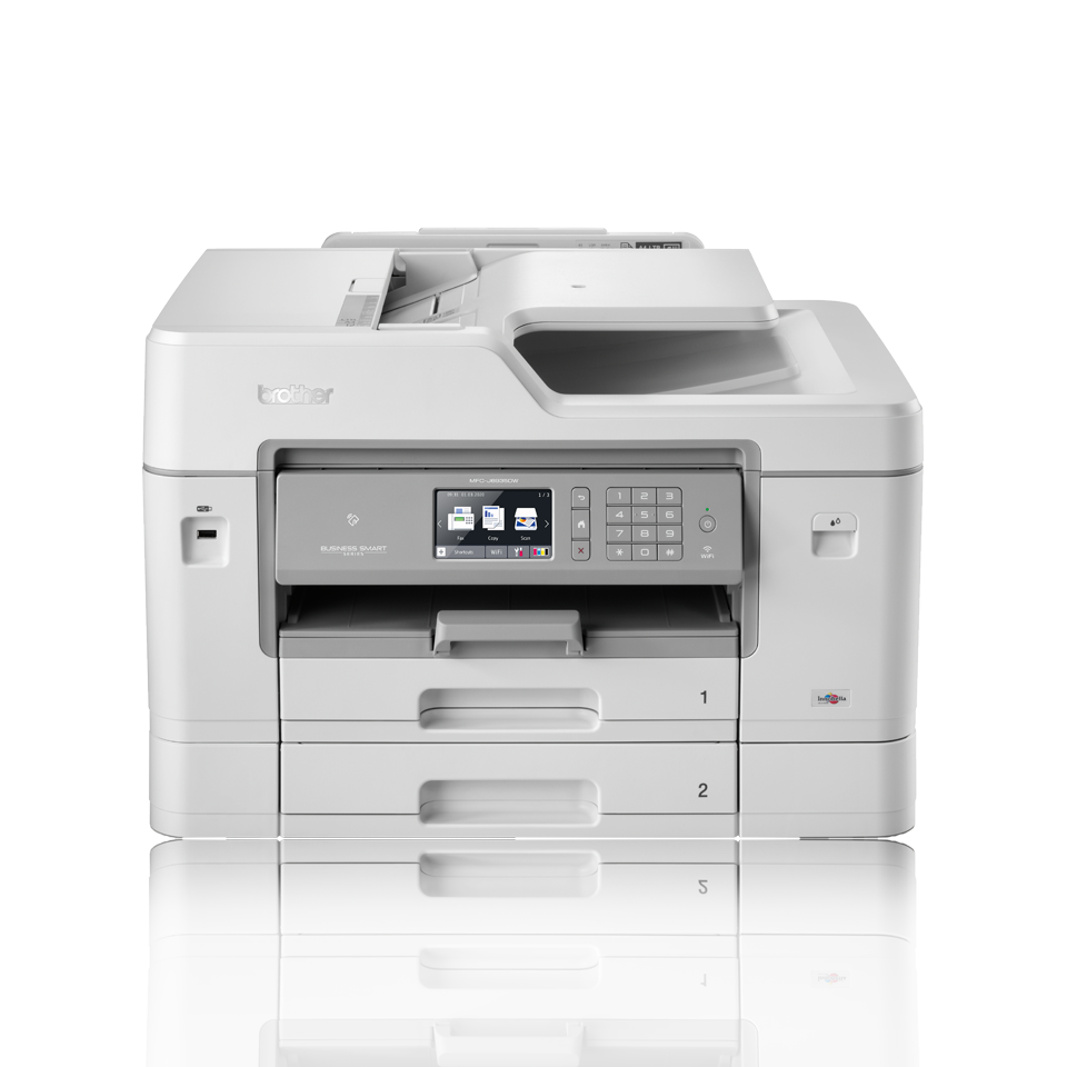 produkt-foto van 'Brother Alles-in-1 - max A3, kleur, lan, wlan, usb 2, printer, scanner, copier'