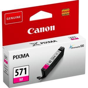produkt-foto van 'Canon cli-571m - magenta, ong. 297 pagina's'