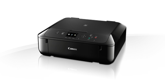 produkt-foto van 'Canon Pixma mg5750 - Printer, Scanner & Copier - zwart, usb, wifi, a4'