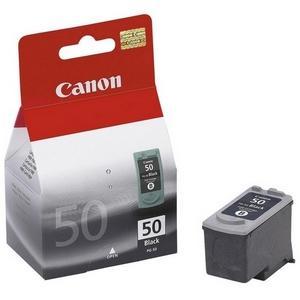 produkt-foto van 'Canon pg-50 - zwart, 22ml'