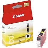 produkt-foto van 'Canon cli-8y - geel, 13ml'