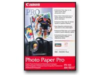produkt-foto van 'Canon PR-101 Foto Pro (a4 - 245 grams - 15 vel)'