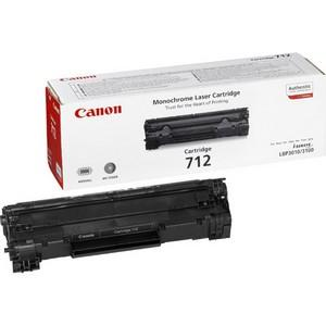 produkt-foto van 'Canon crt-712 toner - zwart, ong. 1.500 pagina's'