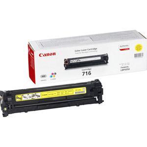 produkt-foto van 'Canon crt-716y toner - geel'