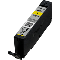 produkt-foto van 'Canon cli-581xl-y - geel, ong. 500 pagina's'