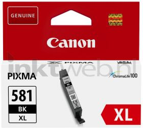 produkt-foto van 'Canon cli-581xl-bk - zwart, ong. 2.250 pagina's'
