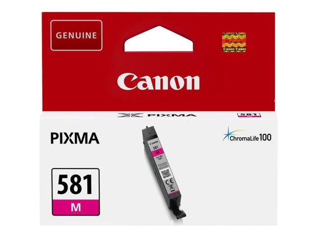 produkt-foto van 'Canon cli-581-m - magenta, ong. 220 pagina's'