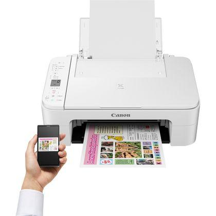 produkt-foto van 'Canon Pixma ts3151 - Printer, Scanner & Copier - zwart, usb, wifi, a4'