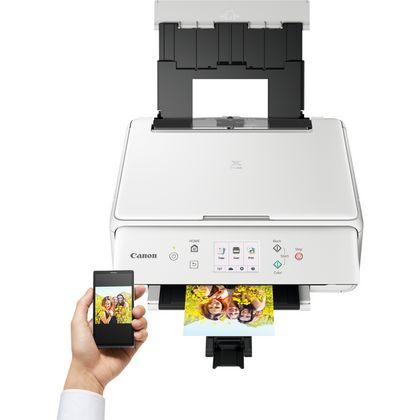 produkt-foto van 'Canon Pixma ts6151 - Printer, Scanner & Copier - zwart, usb, wifi, a4'