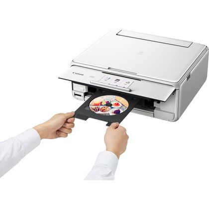 produkt-foto van 'Canon Pixma ts8151 - Printer, Scanner & Copier - zwart, usb, wifi, a4'