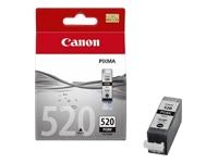 produkt-foto van 'Canon pgi-520bk - zwart, 19ml, per stuk verpakt'