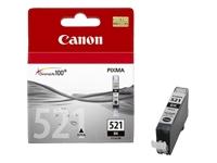 produkt-foto van 'Canon cli-521bk - zwart, 350 pagina's'