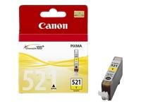 produkt-foto van 'Canon cli-521y - geel, 9ml, ong. 510 pagina's'