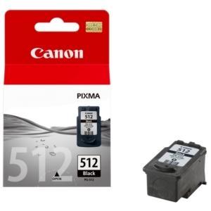 produkt-foto van 'Canon pg-512bk - zwart, 15ml, ong. 400 pagina's'