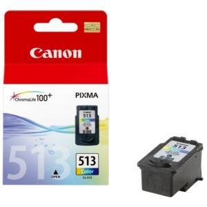 produkt-foto van 'Canon cl-513c - 3-kleuren, 13ml, ong 349 pagina's'