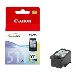 produkt-foto van 'Canon cl-511 - 3-kleuren, 9ml, ong 240 pagina's'