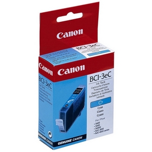 produkt-foto van 'Canon bci-3e C - cyaan, 13ml'